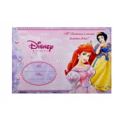 Invitacion Princesas Enjoyadas x 10