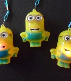 166- Colgante luminoso Minion x 10