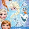 1033-photo booth props de frozen x 8